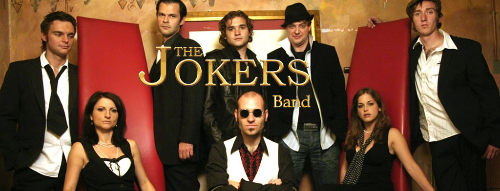 THE JOKERS BAND